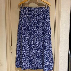 Vintage studio skirt.